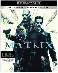 Mátrix (4K UHD Blu-ray + BD) Blu-ray