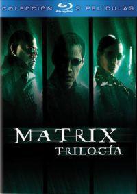 Mátrix - Trilógia (3 Blu-ray) Blu-ray
