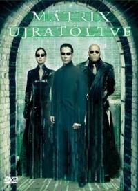 Mátrix - Újratöltve DVD
