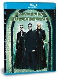 Mátrix-Újratöltve Blu-ray