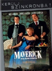 Maverick - Halálos póker DVD