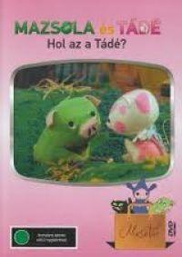 Mazsola és Tádé DVD