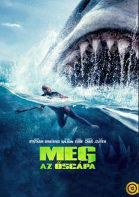 Meg - Az őscápa DVD