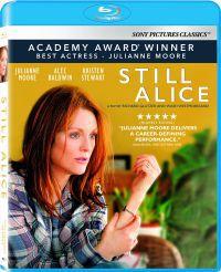 Megmaradt Alice-nek Blu-ray