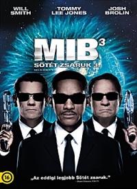 Men In Black - Sötét zsaruk 3. DVD