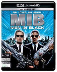Men In Black - Sötét zsaruk (4K UHD+Blu-ray) Blu-ray