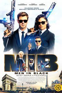 Men In Black - Sötét zsaruk a Föld körül DVD