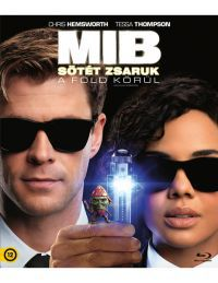 Men In Black - Sötét zsaruk a Föld körül Blu-ray