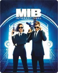 Men in Black – Sötét zsaruk a Föld körül (4K UHD + Blu-ray) - limitált, fémdobozos változat ( szerep Blu-ray