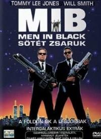 Men in Black - Sötét zsaruk DVD