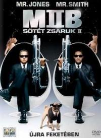Men in Black - Sötét zsaruk 2. DVD