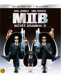 Men in Black - Sötét zsaruk 2. (4K UHD+Blu-ray) Blu-ray