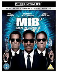 Men in Black - Sötét zsaruk 3. (4K UHD+Blu-ray) Blu-ray