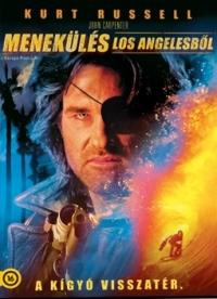 Menekülés Los Angelesből (szinkronizált változat) DVD
