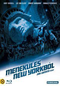 Menekülés New Yorkból Blu-ray