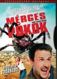 Mérges pókok DVD