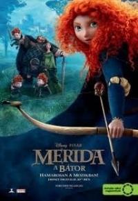 Merida, a bátor DVD