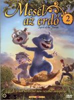 Mesél az erdő 2. - Az erdő szelleme DVD