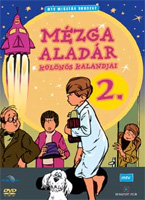 Mézga Aladár különös kalandjai DVD