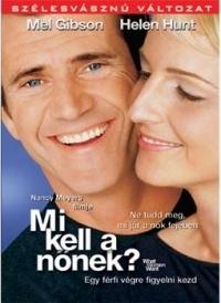 Mi kell a nőnek? DVD