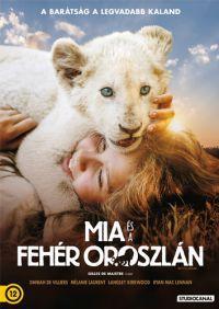 Mia és a fehér oroszlán DVD