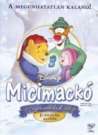 Micimackó - Az ajándékok ideje DVD