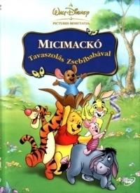 Micimackó - Tavaszolás Zsebibabával DVD
