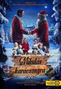 Mikulás Karácsonyra DVD