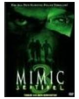 Mimic 3. - Az őrszem DVD