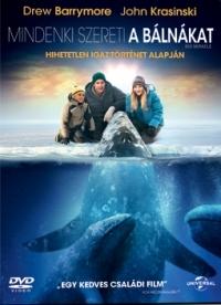Mindenki szereti a bálnákat DVD
