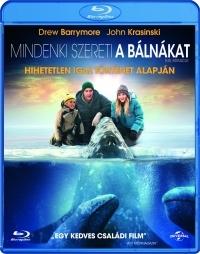 Mindenki szereti a bálnákat Blu-ray