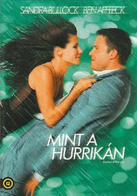 Mint a hurrikán DVD