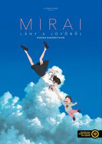 Mirai - Lány a jövőből DVD