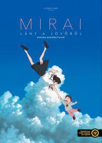 Mirai-lány a jövőből DVD