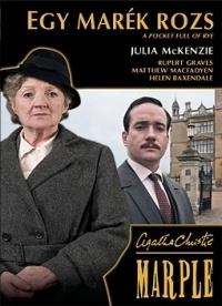 Miss Marple történetei - Egy marék rozs DVD