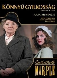 Miss Marple történetei - Könnyű gyilkosság DVD