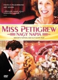 Miss Pettigrew nagy napja DVD