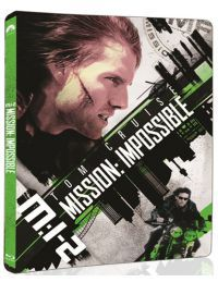 Mission Impossible 2. - limitált, fémdobozos változat (steelbook) (UHD Blu-ray) Blu-ray