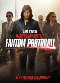 Mission Impossible - Fantom Protokoll DVD