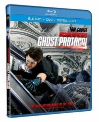 Mission Impossible - Fantom Protokoll Blu-ray