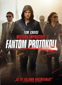 Mission: Impossible - Fantom protokoll DVD