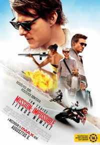 Mission: Impossible - Titkos nemzet DVD