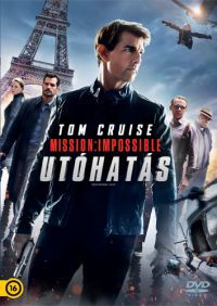Mission Impossible - Utóhatás DVD