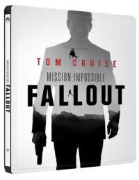 Mission: Impossible - Utóhatás Blu-ray