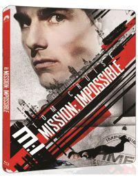 Mission Impossible - limitált, fémdobozos változat (steelbook) (UHD Blu-ray) Blu-ray
