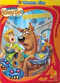 Mizújs, Scooby Doo? 8. - Aranymancs DVD