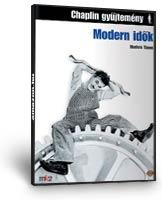 Modern idők DVD