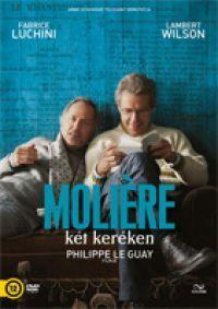 Moliere két keréken DVD