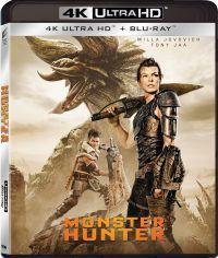 Monster Hunter – Szörnybirodalom (4K UHD + Blu-ray) Blu-ray