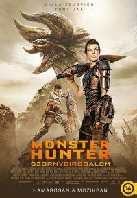 Monster Hunter - Szörnybirodalom DVD